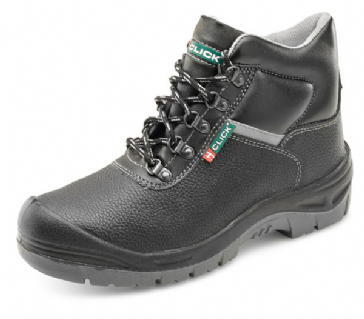 Click D/D Site Work Boot S3 CF11BL (Black)